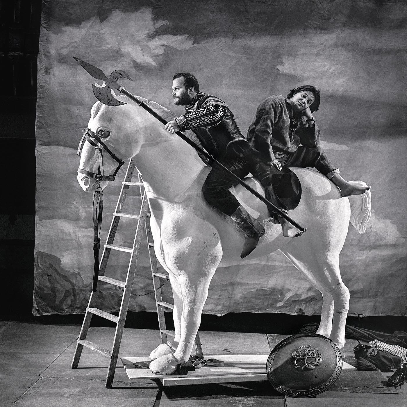 Režiseri Boris i Tucko © Stanislav Sharp (Djordje Milekic)